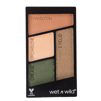Wet n Wild Color Icon Eyeshadow Quad - Dragon Scales