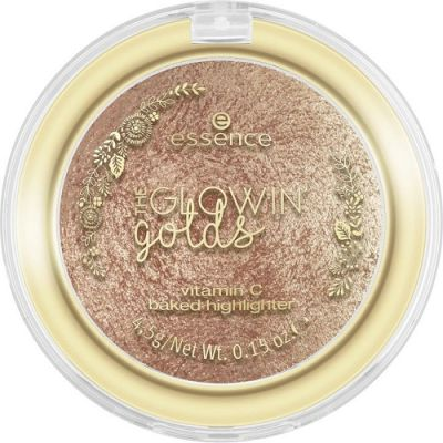 essence The Glowin Golds Highlighter